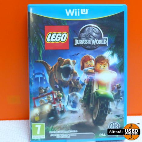 LEGO Jurassic World - Wii U Game