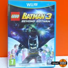 LEGO Batman 3 Beyond Gotham - Wii U Game