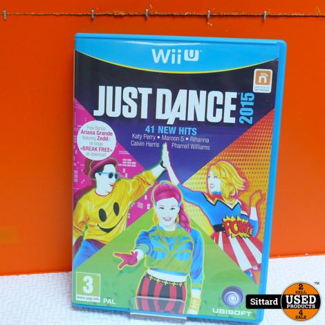 Just Dance 2015 - Wii U Game