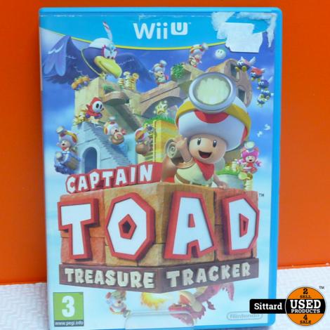 Captain Toad Treasure tracker - Wii U Game