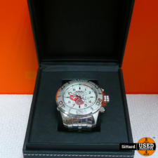 KYBOE GIANT 55 Horloge , in een nette staat , nwpr. 260 Euro
