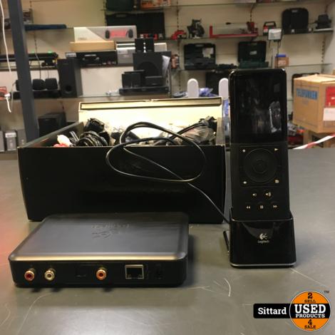 Logitech Squeezebox Duet netwerk audio streamer