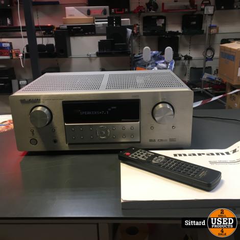 Marantz SR3001 7.1 surround receiver, met afst. bediening, geen HDMi