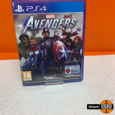 PS4 Game : Avengers , npwr. 39.99 Euro