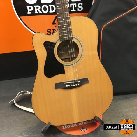Ibanez V72LECE-NT, Electro-Acoustic Guitar, Left Handed, Natural
