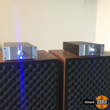set 400 watt Monoblok eindversterkers met Hypex UCD400