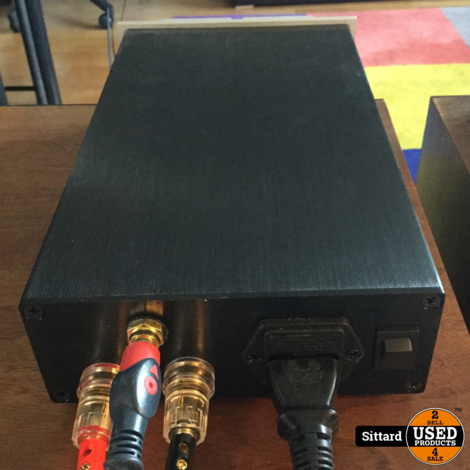 set van 2 stuks 400 watt Monoblok eindversterkers met Hypex UCD400