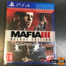 MAFIA 3 deluxe edition | PS4 game