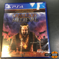 Grand ages Medieval | PS$ game