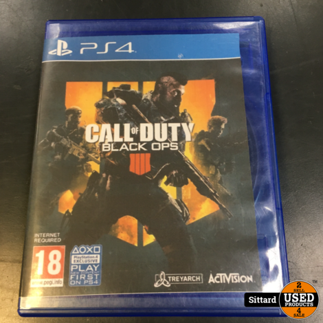 Call of Duty Black Ops 4 | PS4 game