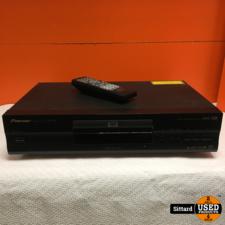 Pioneer DV-535 dvd speler met garantie en afstandsbediening