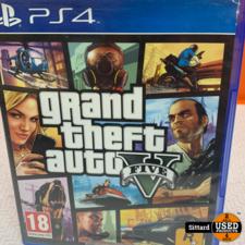 PS4 Game - GTA V , Elders voor 24.99 Euro