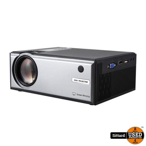 Mini LED Projector / Beamer C8, ondersteunt 1080p