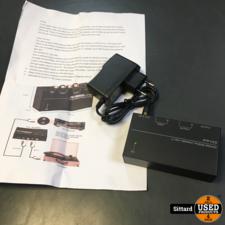 PP400 Ultra-compacte Phono Voorversterker