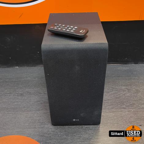 LG SJ4 Soundbar , compleet met doos