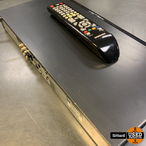 SAMSUNG Blu-Ray Speler BD-P1580