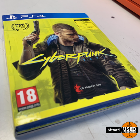 Playstation 4 Game - Cyberpunk 2077 , Elders voor 54.99 Euro