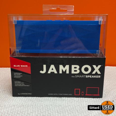 Jambox Blue Wave | Nieuw!