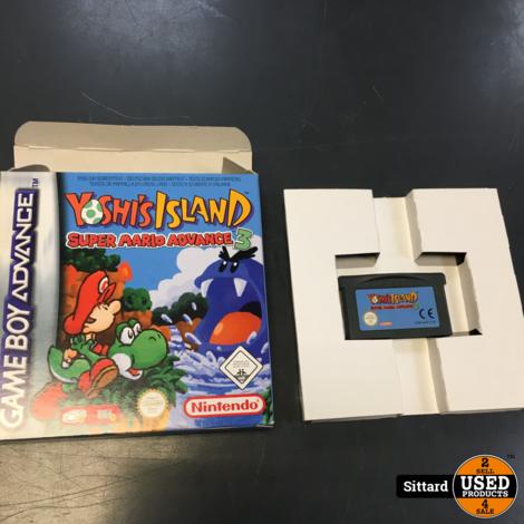Yoshi's Island / Super Mario Advance 3 | voor GameBoy Advance | NIEUWSTAAT