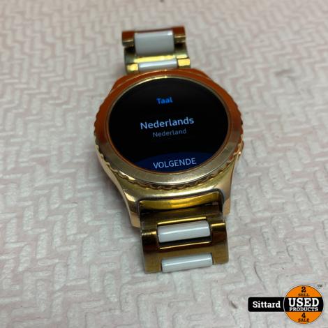 Samsung Gear s2 horloge