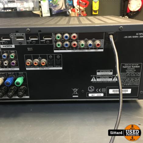 Harman Kardon AVR 141 AV-receiver met HDMi