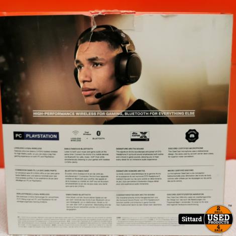 Steelseries Arctis 9 Wireless | Nieuwprijs 199,- euro