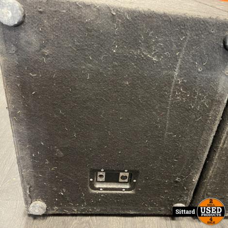 PA Subwoofer, 18 inch, 1.000 Watt zelfbouw