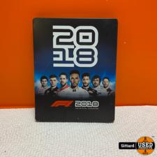 Playstation 4 Game - F1 2018 | Nwpr. 29.98 Euro