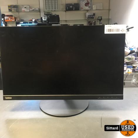 LENOVO Thinkvision T24i-10, 24 inch, 60 Hz IPS monitor | nwpr. 200 euro