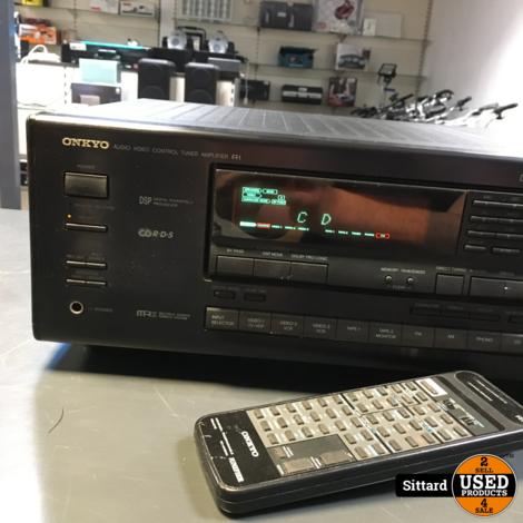 ONKYO TX-SV525R TOPklasse stereo receiver + remote
