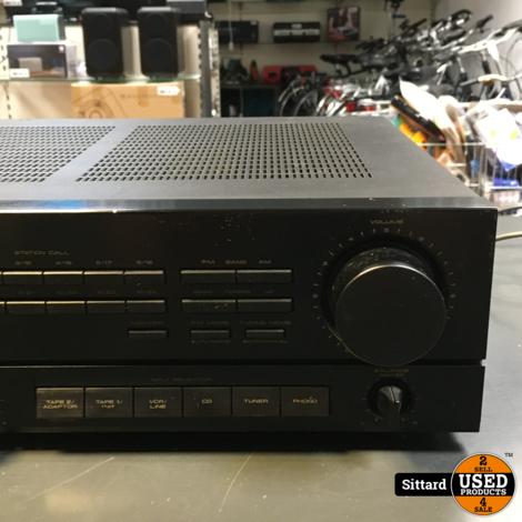 PIONEER SX-225 stereo receiver in prima staat met Phono ingang