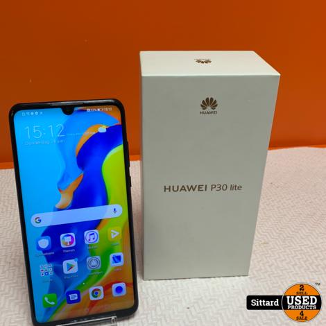 Huawei P30 Lite 128gb , met doosje