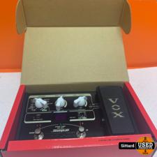 VOX StompLab IIG modeling gitaar effect processor , nwpr. 98,- Euro