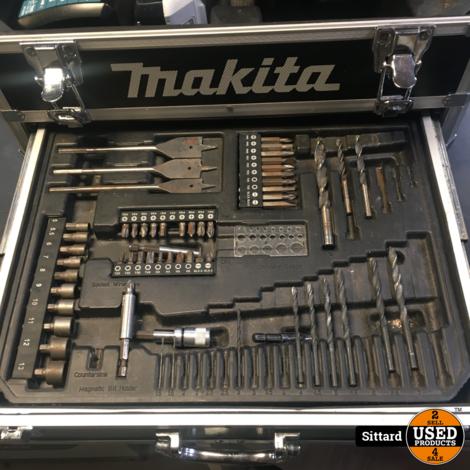Makita DF475DWEX2 + 70-delige accessoireset | elders 239 euro