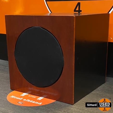 aktieve High-End subwoofer, 12 inch Magnat speaker + 200 Watt Hypex UCD400