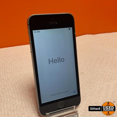 Apple iPhone SE 32GB - in zeer nette staat