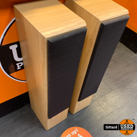 PROSONAB Twin V6 200 Watt Speakers