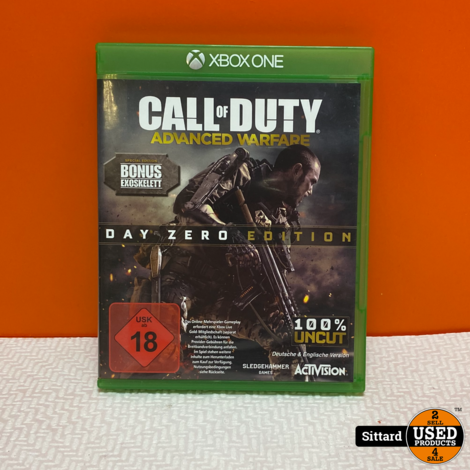 Xbox One Game - Call of Duty Advanced Warfare