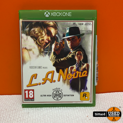 Xbox One Game - L.A. Noire