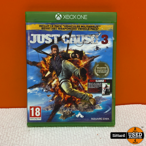Xbox One Game - Just Cause 3