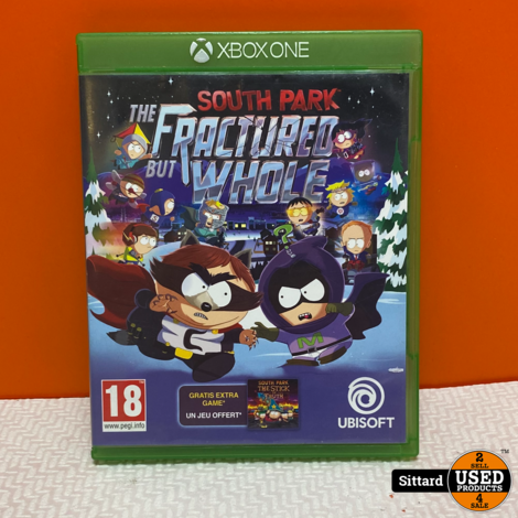 Xbox One Game - South Park The Fractured Butwhole