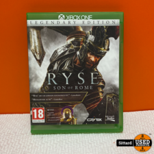 Xbox One Game - Ryse Son of Rome