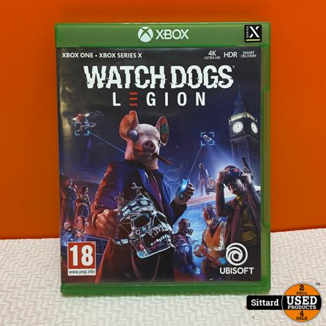 Xbox One Game - Watch Dogs Legion