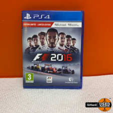 Playstation 4 Game -  F1 2016