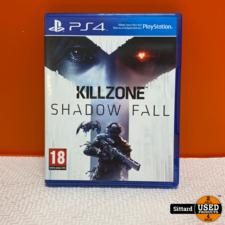 Playstation 4 Game -  Killzone Shadowfall