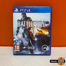Playstation 4 Game -  Battlefield 4