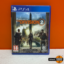 Playstation 4 Game -  The Division 2