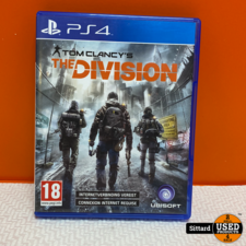 Playstation 4 Game -  The division