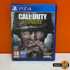 Playstation 4 Game -  Call of Duty WWII