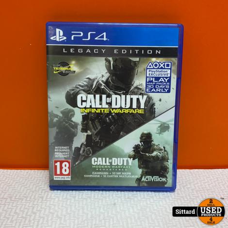 Playstation 4 Game -  Call of Duty Infinite Warfare